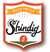 Book Chef Angela on Shindig